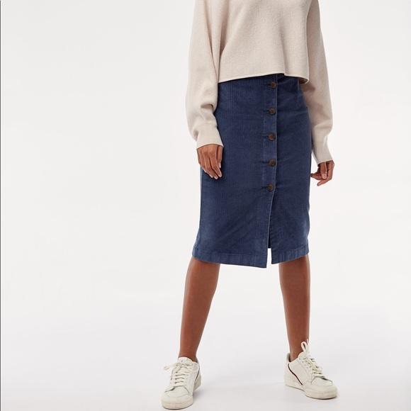 Wilfred Free Layne Skirt Aritzia